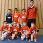 L'équipe U11 (1)