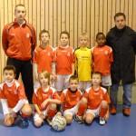 L'équipe U9 (1)