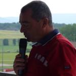 Denis Névoret quitte ses fonctions de responsable technique Seniors.