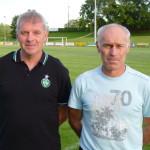Jean-François Moninot et Philippe Chevillard débutent eux aussi une nouvelle aventure.