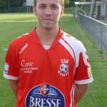 Jordi Sarter revient de Cuiseaux-Champagnat : il a déjà joué en U19  à Marboz.