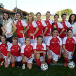 Le groupe des Féminines