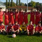 L'équipe U15 a été surprise à domicile.