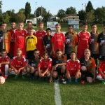 Nos U15 avec ceux de Vallée -du-Guiers