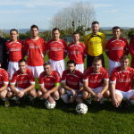 L'équipe 4 joue les premiers rôles dans son championnat.
