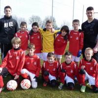 L'équipe 1 des U11