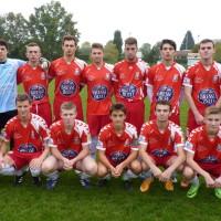 L'équipe U19 victorieuse de BTF