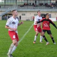 Arnaud Morel et Thibaut Maître, deux des éléments défensifs de l'équipe U19.