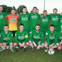 L'équipe 4 en vert pour une fois