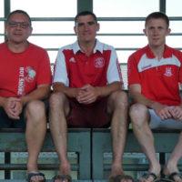 Ils ont déjà beaucoup donné sur les terrains comme joueurs ou arbitre. Ils sont les nouveaux dirigeants du club depuis juin dernier.