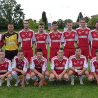 L'équipe première qui a débuté le championnat.